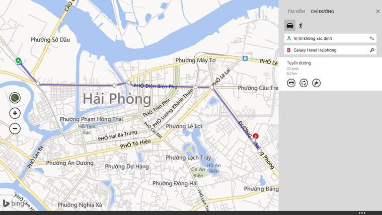 Bản đồ ảnh chụp màn hình 4