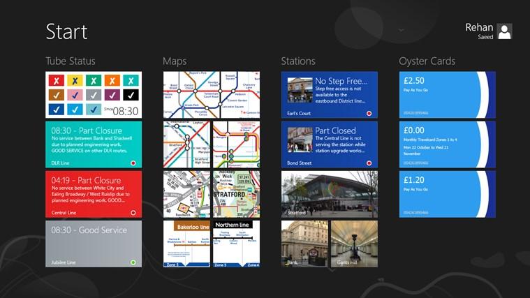 London Travel Live screen shot 0