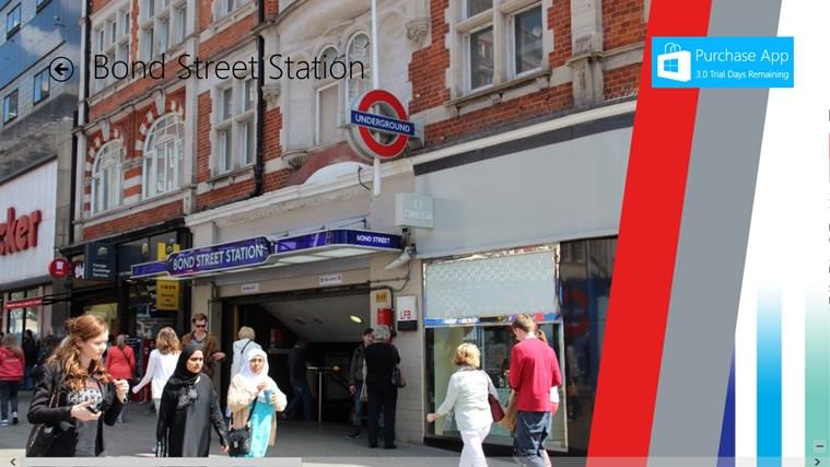 London Travel Live screen shot 6