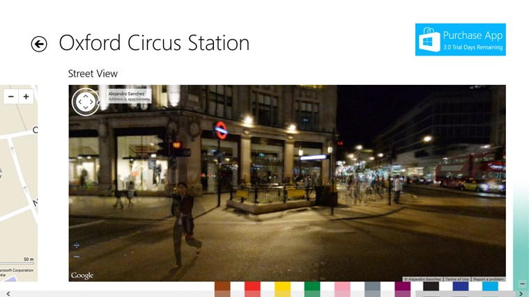 London Travel Live screen shot 8