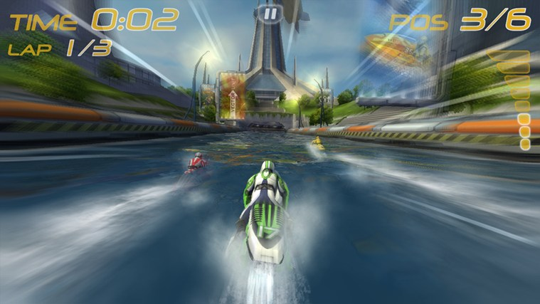 Riptide GP Windows 8 Game