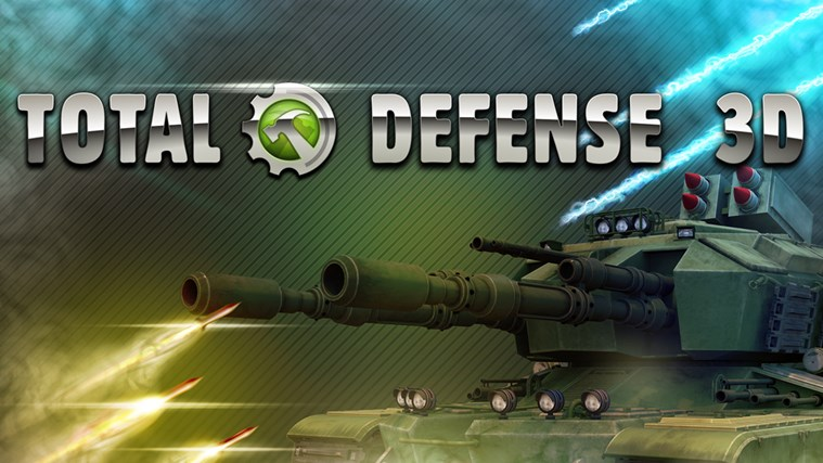 Total Defense 3D screen shot 0