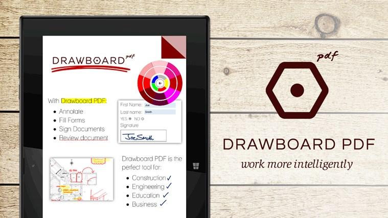 Drawboard PDF screen shot 0