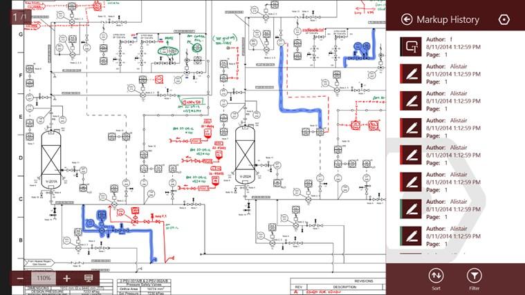 Drawboard PDF screen shot 4
