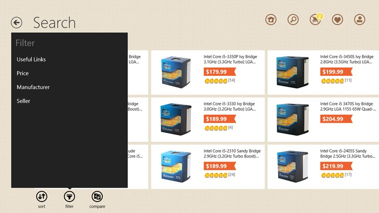 Newegg screen shot 6