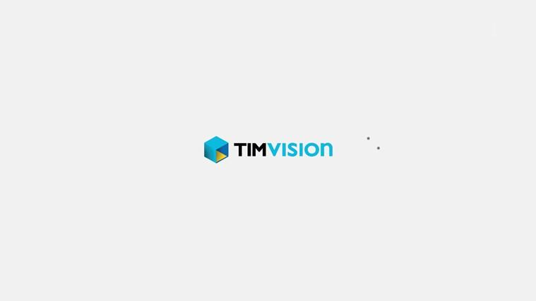 TIMvision cattura di schermata 0