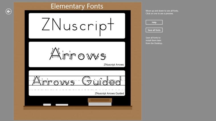 madura dictionary font for windows 10