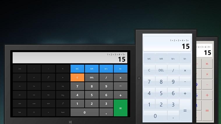 Calculator X8 screen shot 0