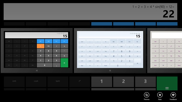 Calculator X8 screen shot 4
