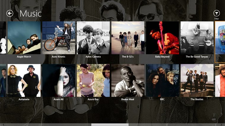 Plex capture d'écran 2
