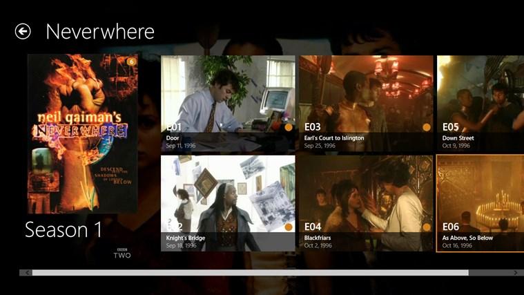 Plex capture d'écran 6