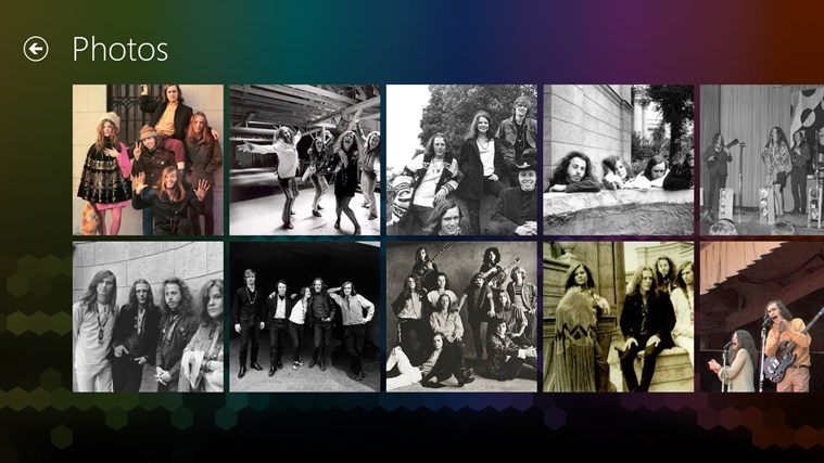 Big Brother & The Holding Company FANfinity ekrano kopija 6