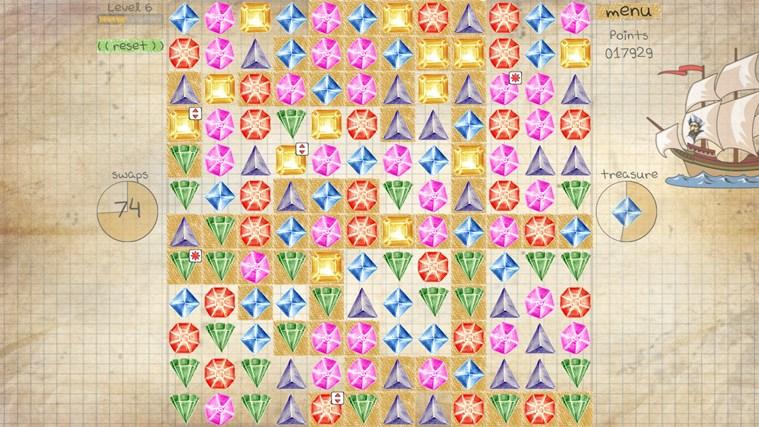 Doodle Jewels Lite screen shot 0