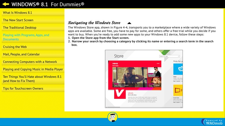 WINDOWS® 8.1 For Dummies® captura de tela 2