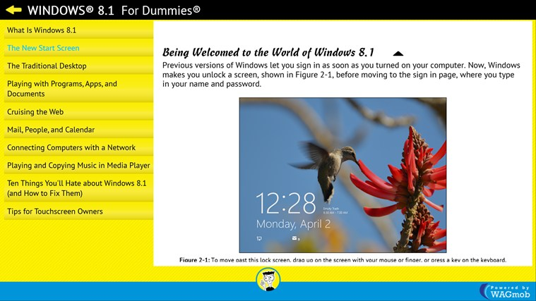 WINDOWS® 8.1 For Dummies® captura de tela 8