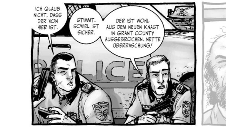 Mad Dog Comics Screenshot 2