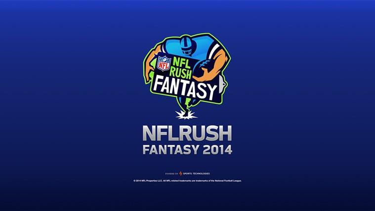 NFLRUSH Fantasy Football screen shot 0