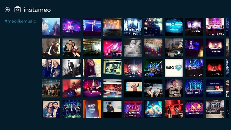 MEO Like Music captura de ecrã 4