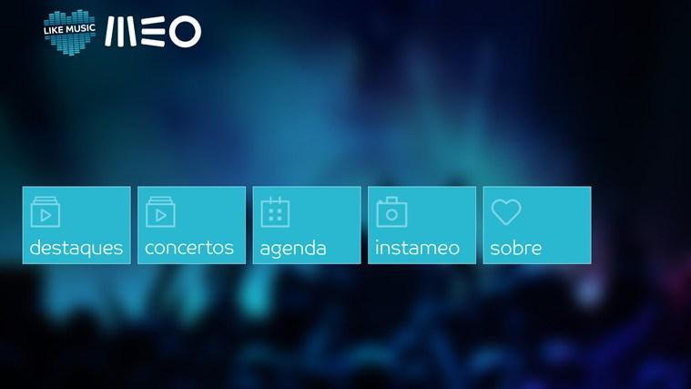 MEO Like Music captura de ecrã 6