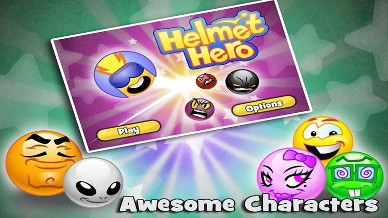 Helmet Hero screen shot 0