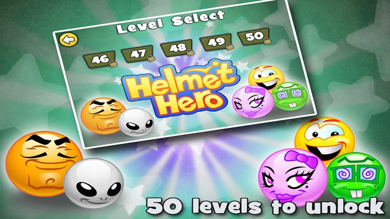 Helmet Hero screen shot 4