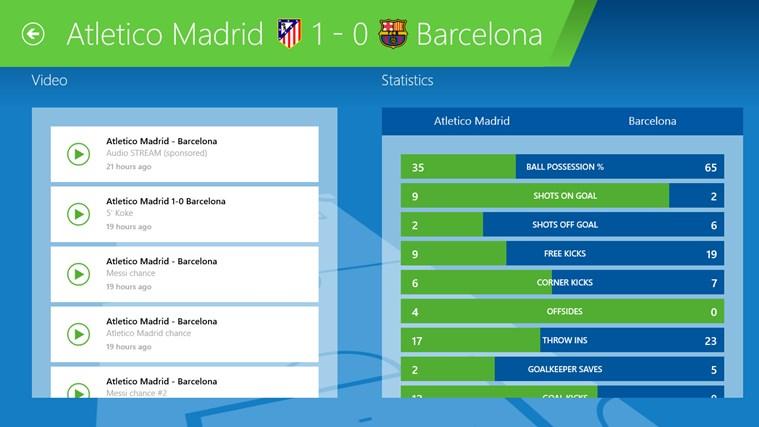 SofaScore LiveScore - Live sports results and scores screen shot 2