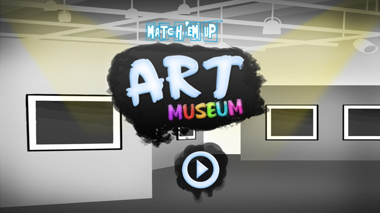 Art Museum (Match'Em Up™ History & Geography) screen shot 0