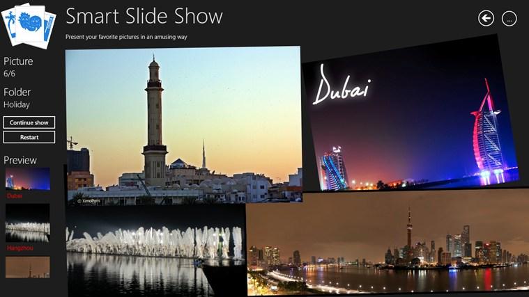 Smart Slide Show full screenshot