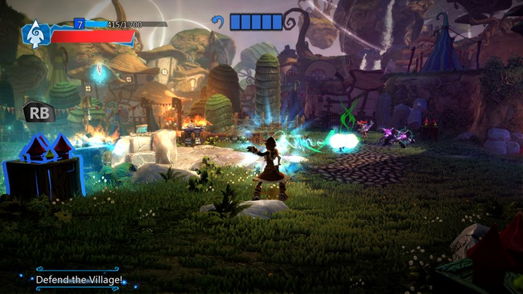 Project Spark screen shot 6
