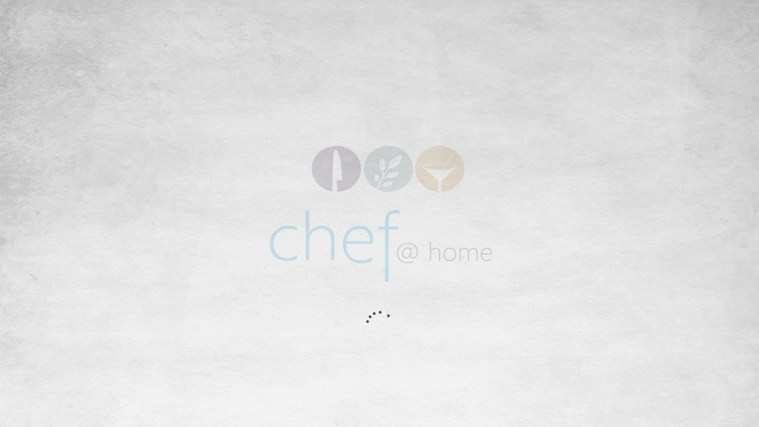 Chef@Home screen shot 0