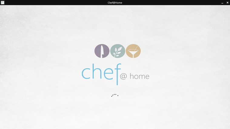 Chef@Home screen shot 2