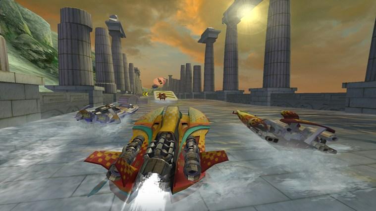 Hydro Thunder Hurricane full screenshot