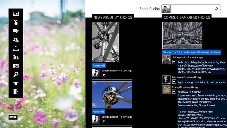 Flickrology screen shot 0