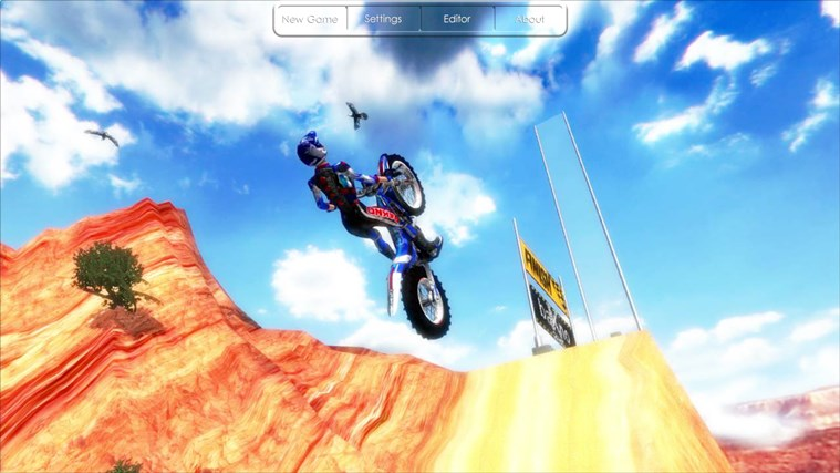 Motorbike screen shot 6