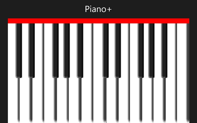 Piano! screen shot 0