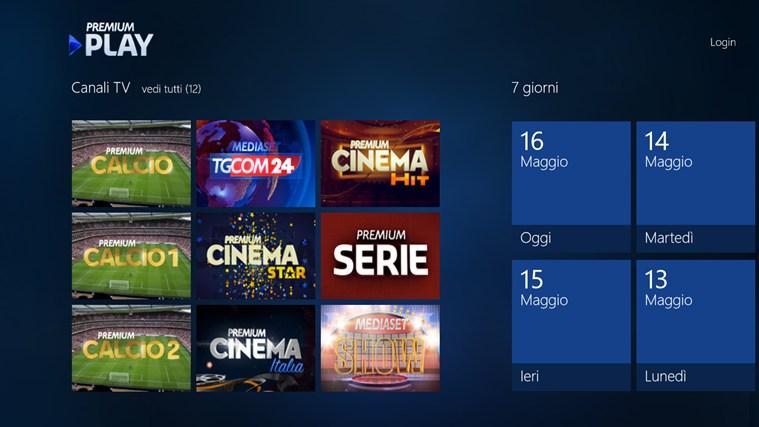 Premium Play cattura di schermata 2