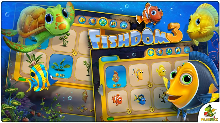 Fishdom 3: Special Edition screen shot 4