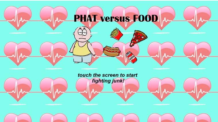 Phat VS Food screenshot 0