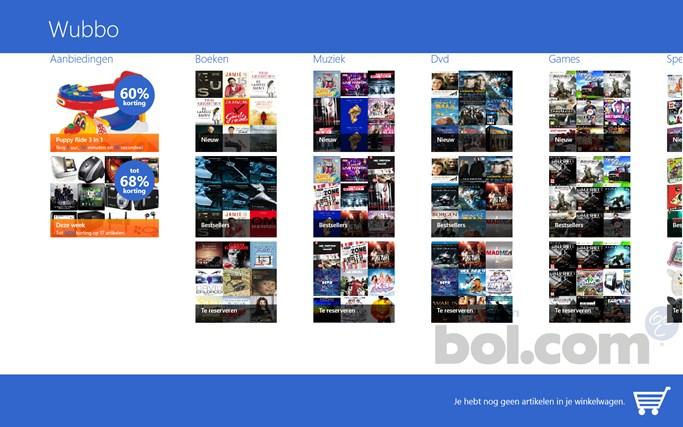 Wubbo schermafbeelding 0