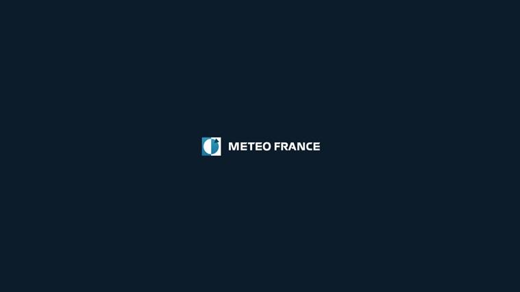 Météo-France capture d'écran 0