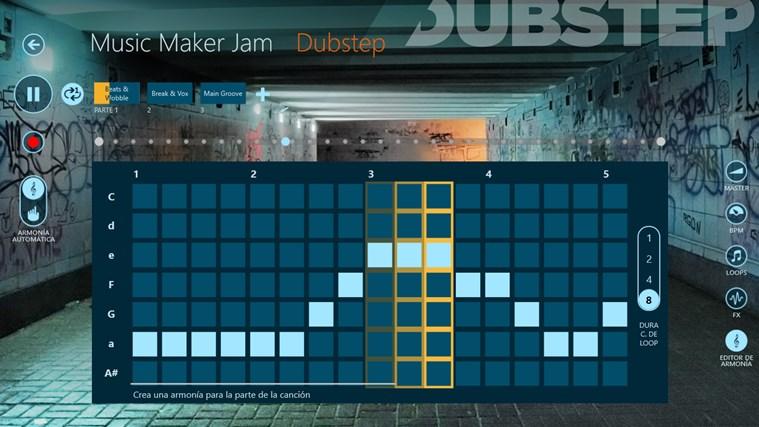 Music Maker Jam captura de pantalla 6