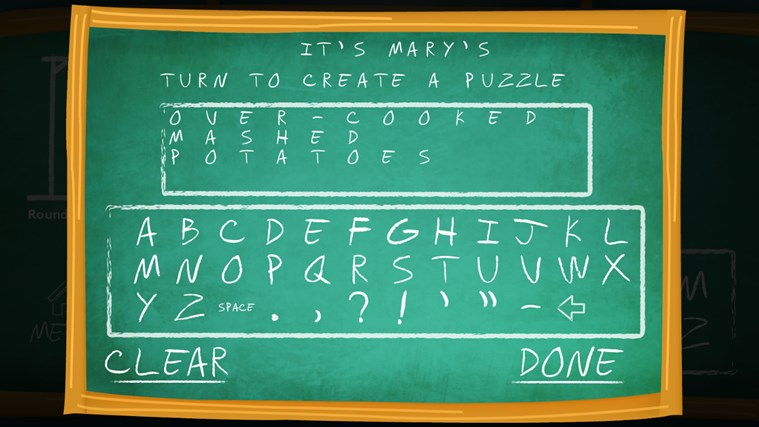 Hangman Pro screen shot 2