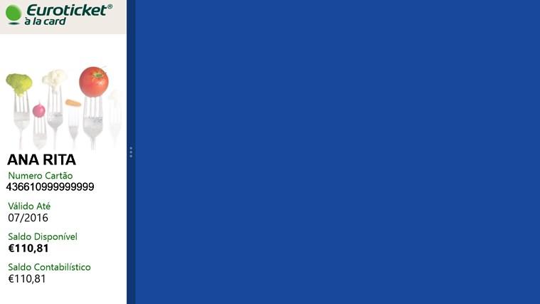 Euroticket - à la card captura de ecrã 6