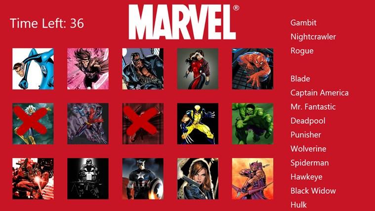 Logos de Heroes de Marvel images