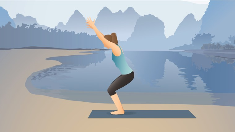 Pocket Yoga screen shot 4