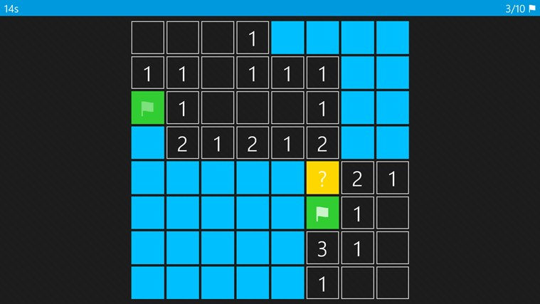 Sweeper for Win8 UI screenshot