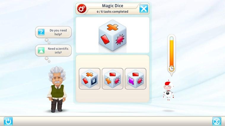 Einstein™ Brain Trainer HD screen shot 2
