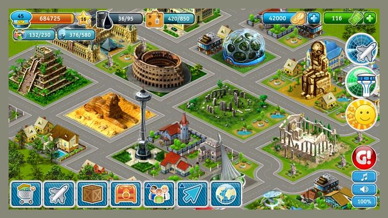 Airport City screen shot 4