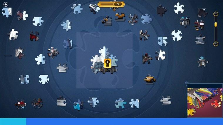 Microsoft Jigsaw screen shot 2