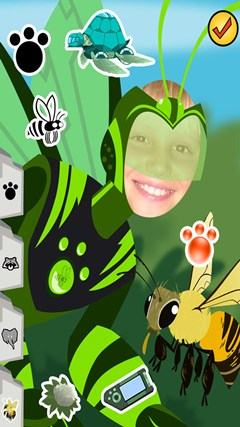 Wild Kratts Creature Power screen shot 4